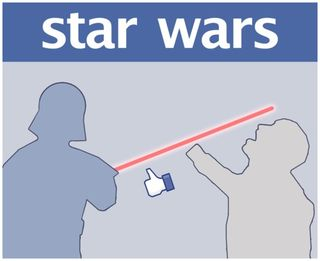 Star wars - facebook