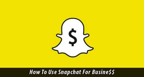 Snapchat-for-business-marketing
