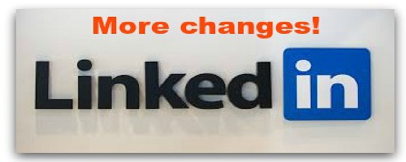 Changements LinkedIn